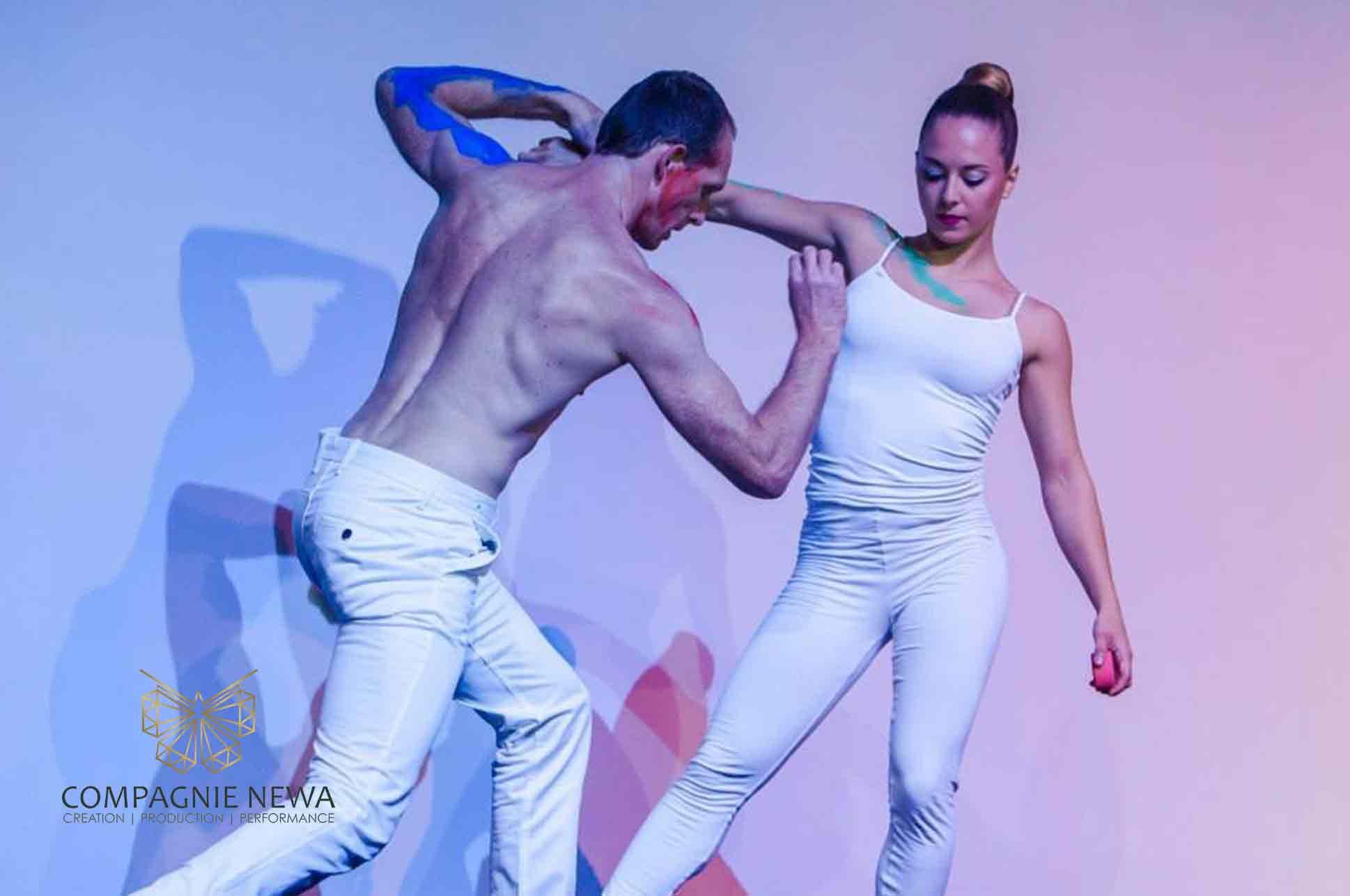 Compagnie_NEWA_loreal_corporate_event_dance_acrobatics
