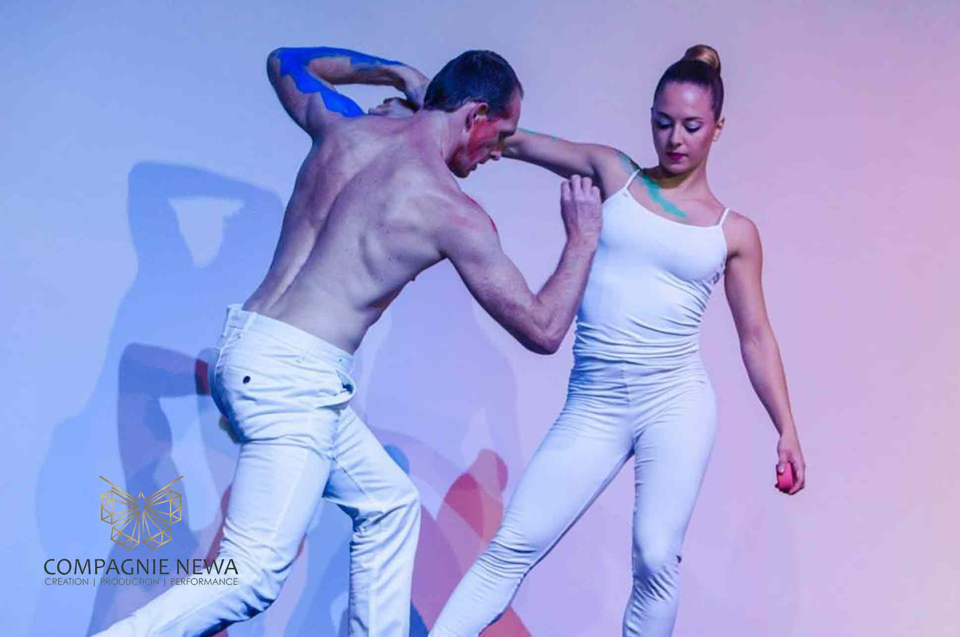 Compagnie_NEWA_loreal_corporate_event_dance_acrobatics